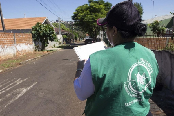 Ao todo, 1800 imóveis foram visitados um total de 72 localidades. (Foto: Assessoria)