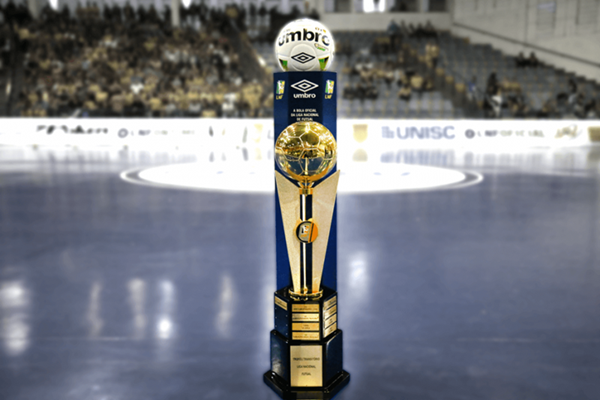 Definidas as equipes que disputarão a LNF2018 (Foto: Liga Futsal )