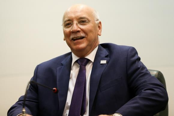 Ministro das Relações Exteriores do Paraguai, Eladio LoizagaMarcelo Camargo/Agência Brasil/Arquivo
