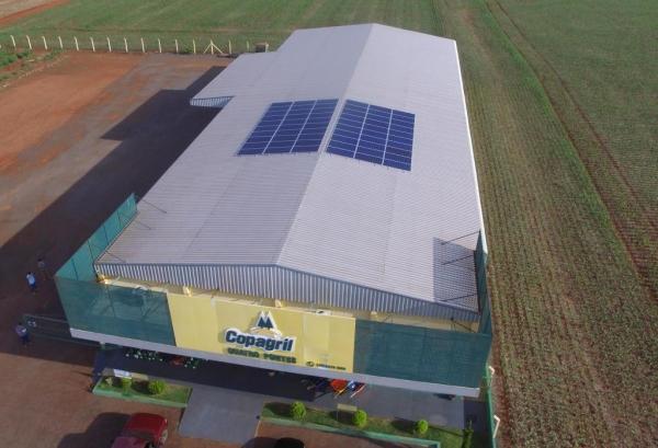 A energia solar fotovoltaica é a energia obtida através da conversão direta da luz em eletricidade. (Foto: Assessoria)