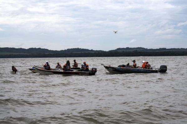 Abertas as inscrições para a 21ª Prova Aberta de Pesca da Corvina de Porto Mendes (Foto: Assessoria )