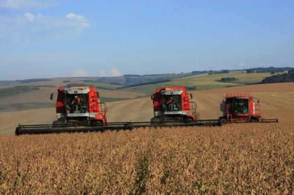 Sozinha, a agropecuária adicionou R$ 35,9 bilhões à economia do Estado no ano passado (foto: Cleverson Beje/FAEP/Arquivo ANPr)