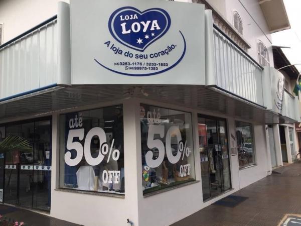 Loja Loya. (Foto: Divulgação)