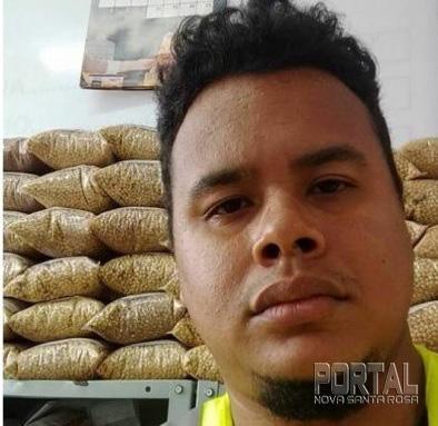 Jeferson Feireira de 29 anos. (Foto: Divulgação)