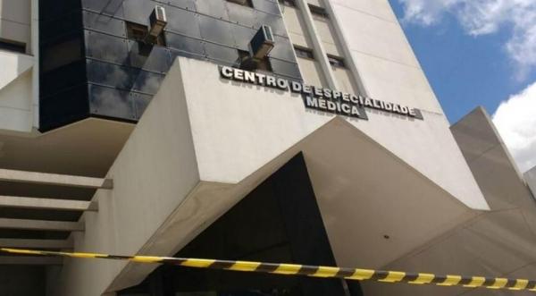 De acordo com pessoas que estavam no local, o tremor durou cerca de 10 segundos.(Foto: Portal da Cidade Umuarama)