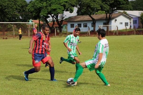 Semifinais do Campeonato de Futebol Amador ocorrem no domingo, 8. (Camila Angst/ Assessoria de Imprensa do Município de Maripá)
