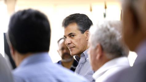 O tucano perdeu o foro privilegiado depois de deixar a chefia do Executivo .(Foto: Correio do Povo)