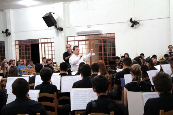 Oficinas de Música promovem integração entre Brasil e Alemanha. (Foto: Assessoria)