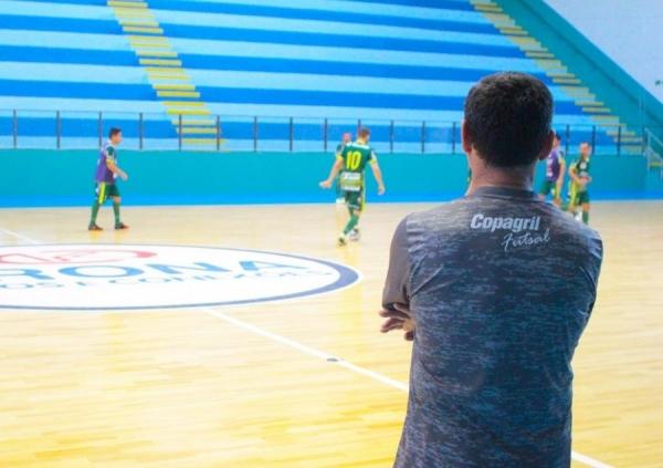 Copagril Futsal disputará dois jogos pela Liga Nacional no Rio Grande do Sul (Foto: Tainã Felipe Cerny/Assessoria Copagril )