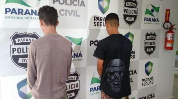 João Marcos estava na companhia dos dois autores quando houve um desentedimento com um deles. (Foto: Catve)