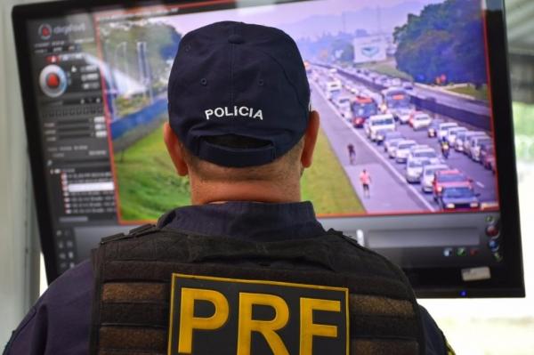 O balanço de acidentes atendidos pela PRF foi divulgado na manhã desta quarta-feira (25).(Foto: PRF)