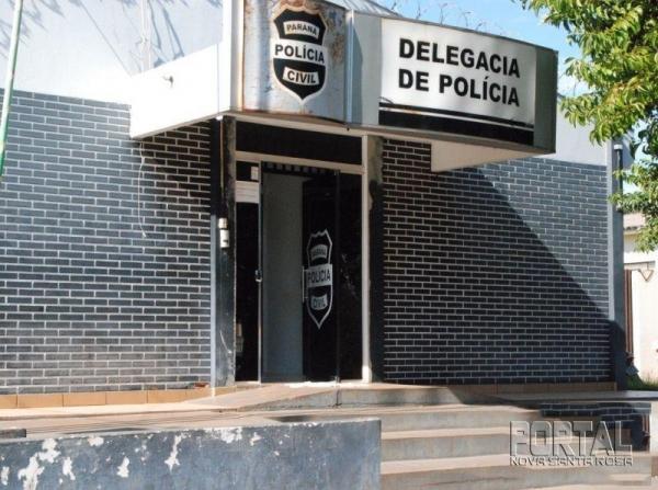 Delegacia de Palotina. (Foto: Portal Palotina)