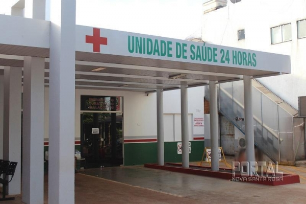 Unidade de atendimento 24 Horas em Marechal Rondon. (Foto: Arquivo)