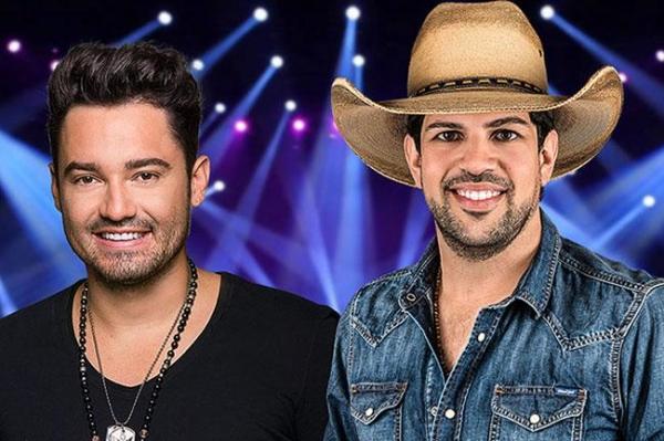 Fernando e Sorocaba estarão na Expo Rondon. (Foto: O Rolo)