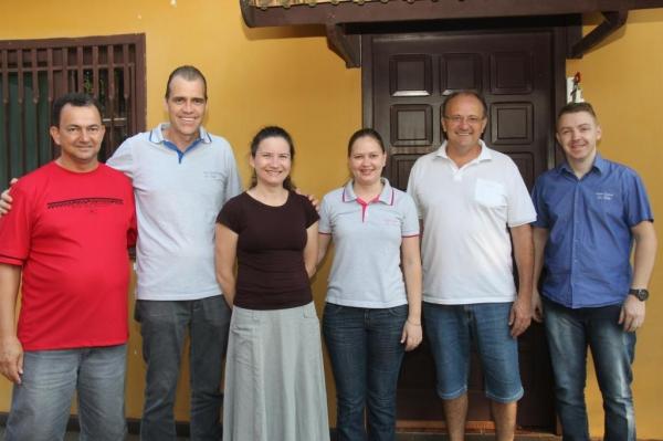 O montante no valor de R$ 2.613,00 foi entregue aos representantes do Lar. (Foto: Assessoria)