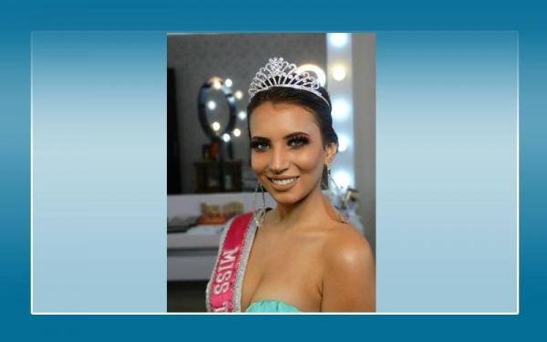 Nesta semana, Allanis disputou o título de Miss Popularidade.(Foto:Divulgação)