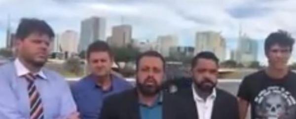 Esse vídeo é falso e se trata de mais uma fake news. (Foto: Bem Paraná)