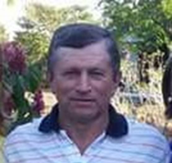 Egon Eugênio Frantz se acidentou no Mato Grosso do Sul (Foto: Divulgação )