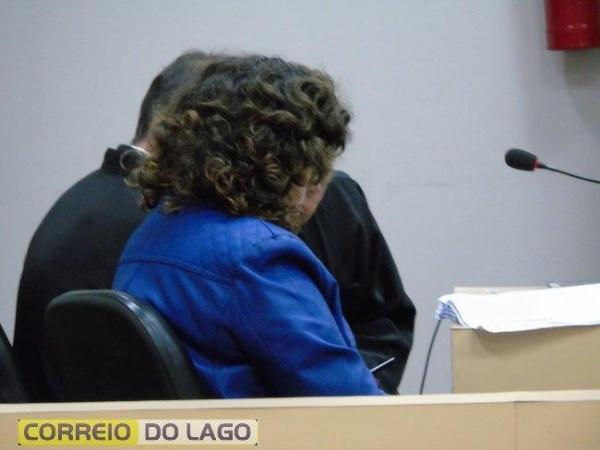 A defesa da acusada já confirmou que vai recorrer da decisão (Foto: Correio do Lago )