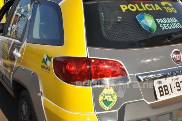 Foram danificados dois cadeados da porta de acesso (Foto: AquiAgora.net )