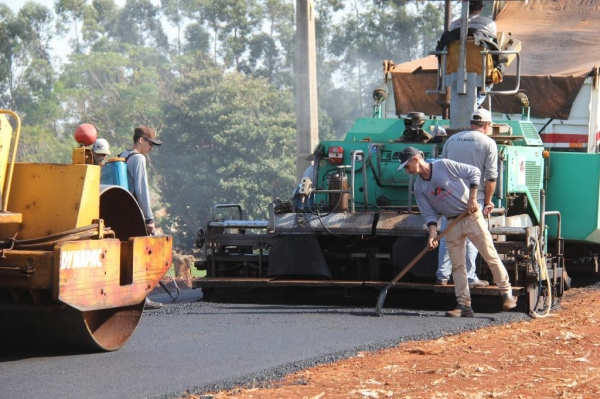 A melhoria foi na Linha Gabiroba. (Fotos: Divulgação)
