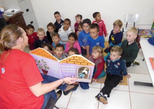 Programa Leia Maripá recebe Menção Honrosa da Fundação Nacional do Livro Infantil e Juvenil. (Foto: Assessoria)