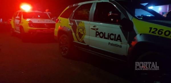Toda a região foi informada sobre o assalto mais até o momento a camionete não foi recuperado.(Foto: Arquivo)