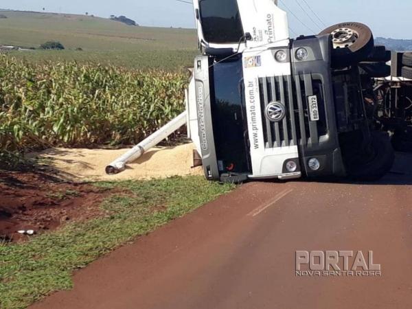 O motorista perdeu o controle da direção. (Colaborador)