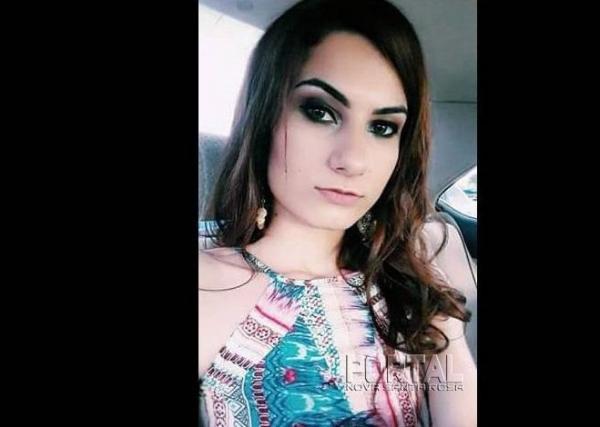 Jessica é filha do rondonense Nelson Hoffmnann e algum tempo reside no Paraguai.(Fotos: Marechal News)