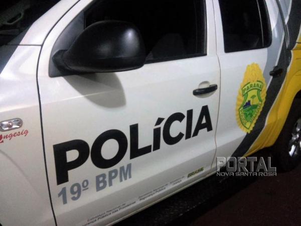 A Polícia tenta prender o marginal ainda na noite de hoje. (Foto: Arquivo)