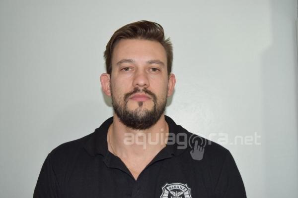 Delegado de Polícia Civil Doutor Diego Valim (Foto: Jones Souza/AquiAgora.net )