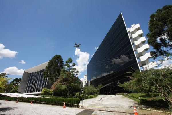 Assembleia Legislativa do Paraná (Alep). (Foto: Paraná Portal)