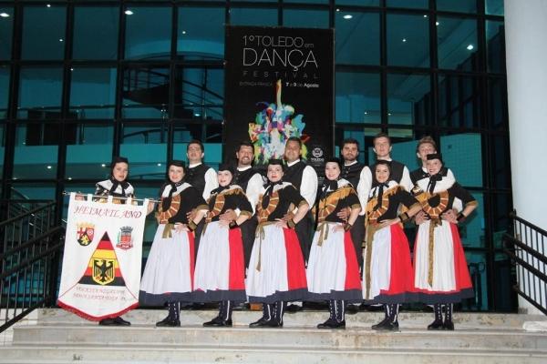 O Heimatland convida todos os nova-santa-rosenses para participar e prestigiar o evento.(Foto: Assessoria)