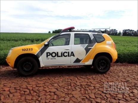 A prisão aconteceu em Guaíra. (Foto: Arquivo)