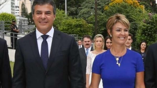 Beto e Fernanda Richa foram condenados em segunda instância (Foto: Nani Gois/Alep)