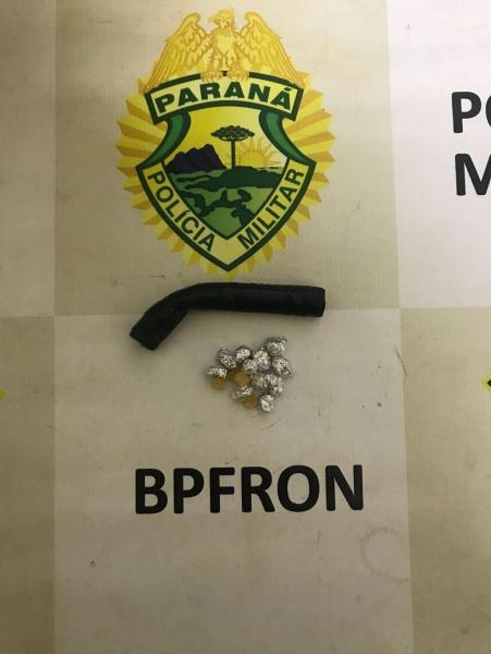 Uma pessoa foi presa. (Foto: Assessoria)