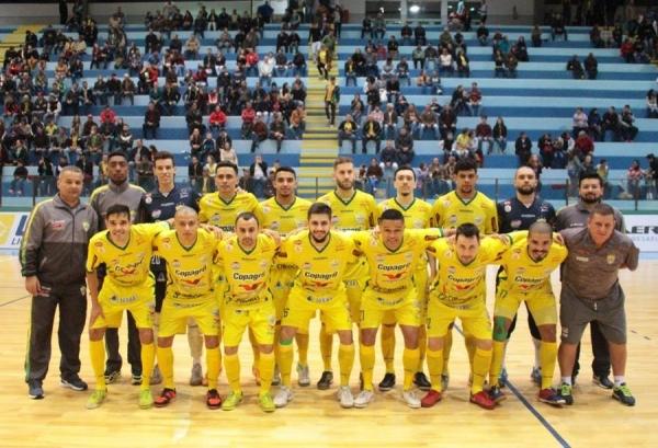 As duas equipes já se enfrentaram nesta temporada (Foto: Tainã Felipe Cerny/Assessoria Copagril )