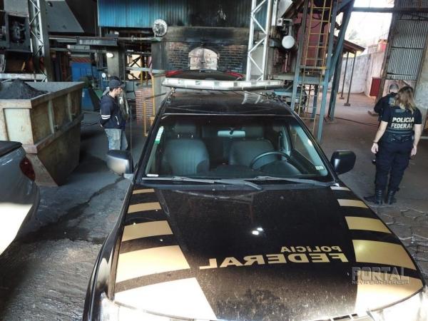 Uma tonelada e meia de maconha e 500Kg de cocaína foram destruídos. (Fotos: Polícia Federal)