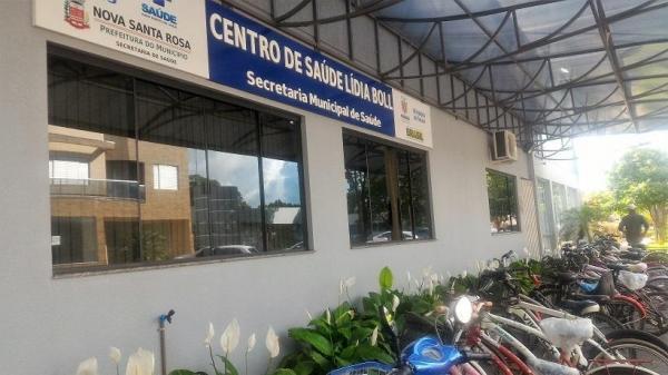 Os postos da saúde da sede e dos distritos estarão abertos das 8h às 17h. (Foto: Portal Nova Santa Rosa)