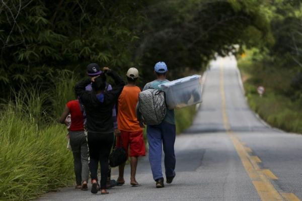 O programa do Governo Federal permite que os imigrantes escolham os destinos para refazer a vida no Brasil.(Foto: Agência Brasil)