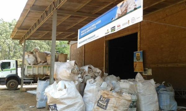 Na terça-feira (18) os produtores poderão levar suas embalagens até a unidade Copagril de Pato Bragado. (Fotos: Divulgação)
