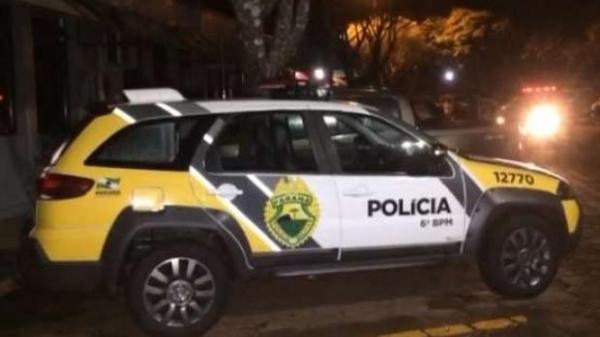 A família registrou boletim de ocorrência na Polícia Militar de Cascavel. (Foto: Catve)