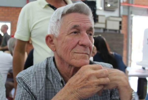 Feliciano Rauber faleceu nesta madrugada. (Foto: Divulgação)