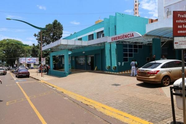 Hospital Bom Jesus de Toledo. (Foto: Divulgação)