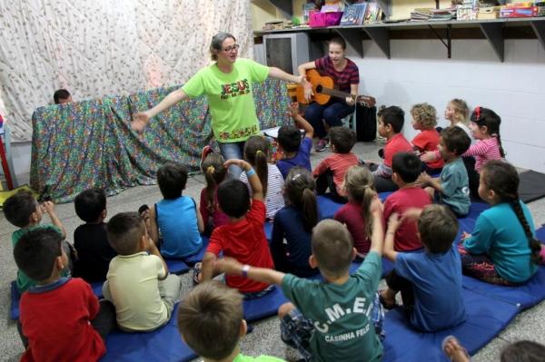 : Dia das Crianças tem programação especial em Maripá. (Fotos: Assessoria)