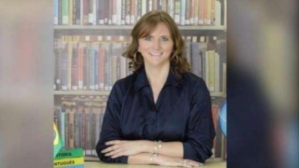 Suzana lecionava na Escola Municipal Hercoles Boschirolli na região do Lago Municipal em Cascavel. (Foto: Arquivo)