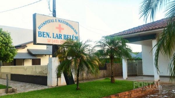 Hospital Lar Belém. (Foto: Portal Nova Santa Rosa)
