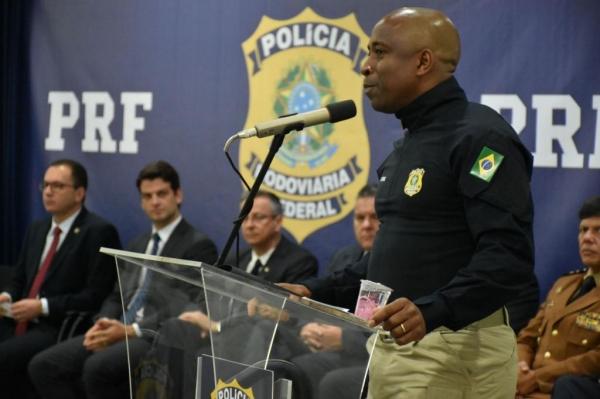 Oliveira substitui Adriano Furtado, que no início do ano tomou posse como diretor-geral da corporação, em Brasília. (Foto: PRF)