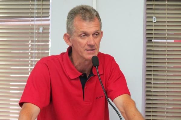 Vereador Adelar Neumann (Foto: Cristiano Viteck )