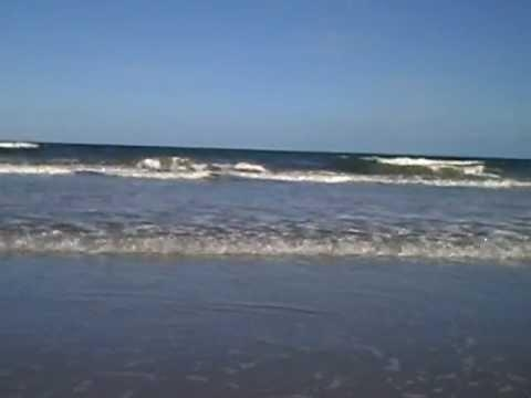 Praia de Guaratuba (Foto: Reprodução Youtube)